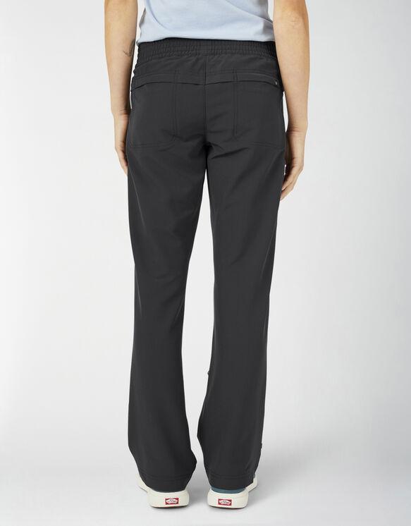 Women's Cooling Roll-Up Pants - Black (BK)