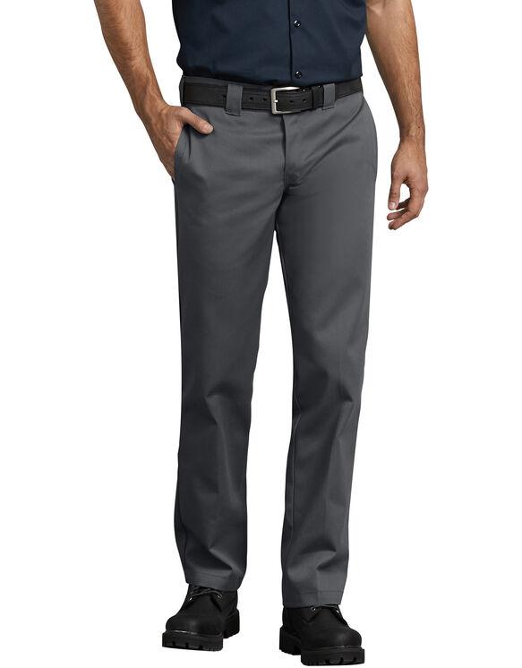 Pantalon de travail - Ceinture coupée - Charcoal Gray (CH)