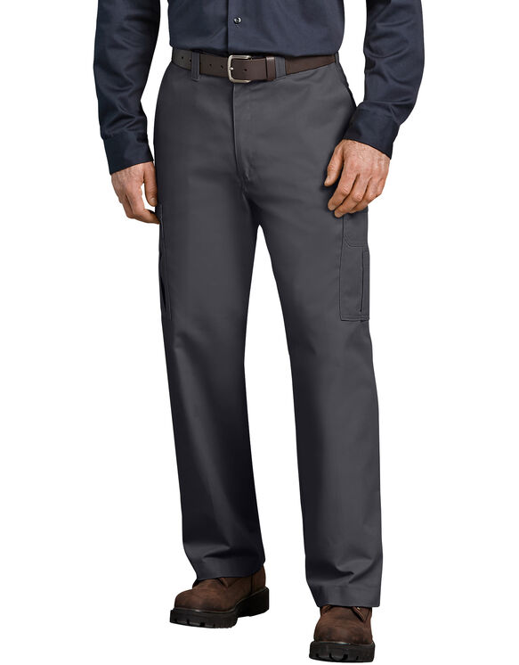 Industrial Relaxed Fit Cargo Pant - Dark Charcoal Gray (DC)