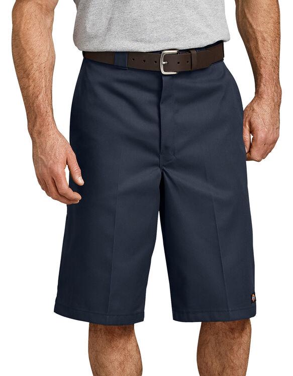 """13"""" Loose Fit Multi-Use Pocket Work Short - Dark Navy (DN)"""