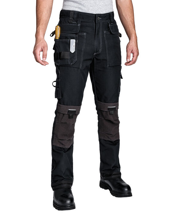 Eisenhower Pro Multi-Pocket Work Pants - Noir (BK)