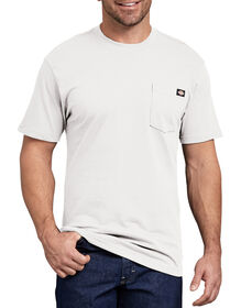 T-shirts à poche à manche courte (paquet de 2) - White (WH)