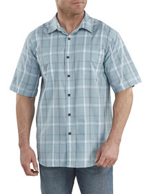 Icon Relaxed Fit Yarn Dyed Shirt - Dockside Blue Plaid (RDLV)
