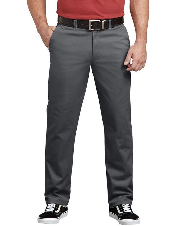 Pantalon chino X-Series adouci par traitement et à ceinture adaptable - Rinsed Charcoal Gray (RCH)
