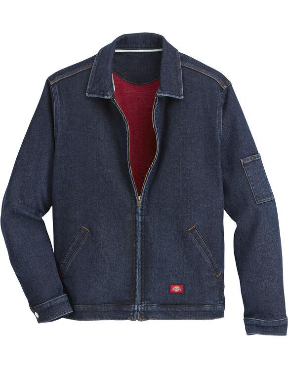 Women's Warming Temp-iQ® FLEX Denim Eisenhower Jacket - Stonewashed Medium Blue (MSW)