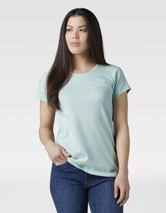 Women's Short Sleeve Temp-iQ™ Performance T-Shirt - Surf Spray Heather (SSH)