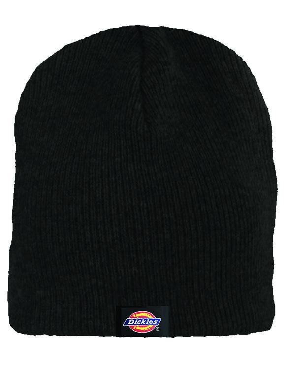 Men's Basic Slouch - Black (BK)