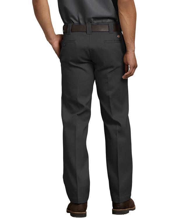 Pantalon de travail FLEX à coupe ajustée et jambe droite - Black (BK)