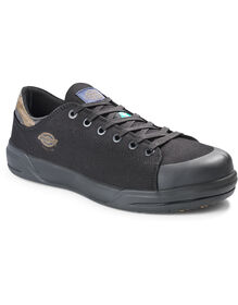 Men's Supa Dupa Steel Toe Shoes - Black Camo (SCD)