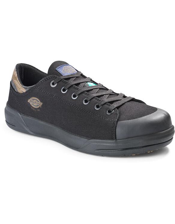 Men's Supa Dupa Steel Toe Shoes - Black Camo (SCD)