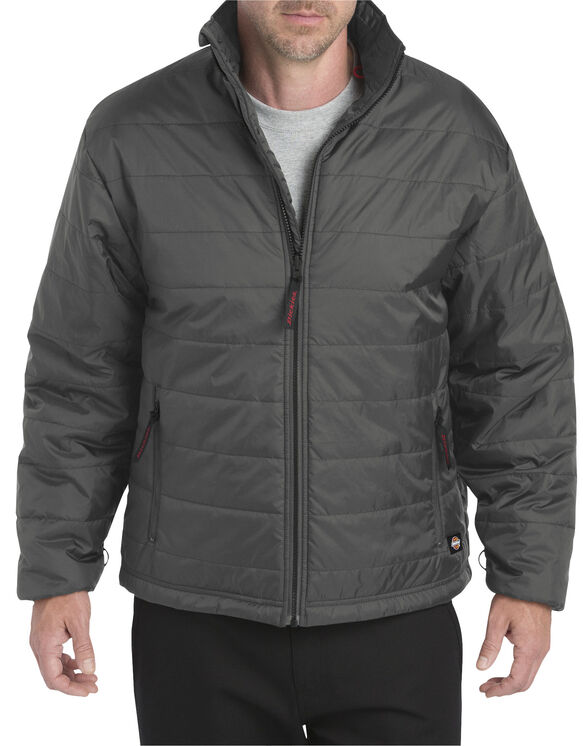Dickies Pro™ Glacier Extreme Puffer - Gravel Gray (VG)