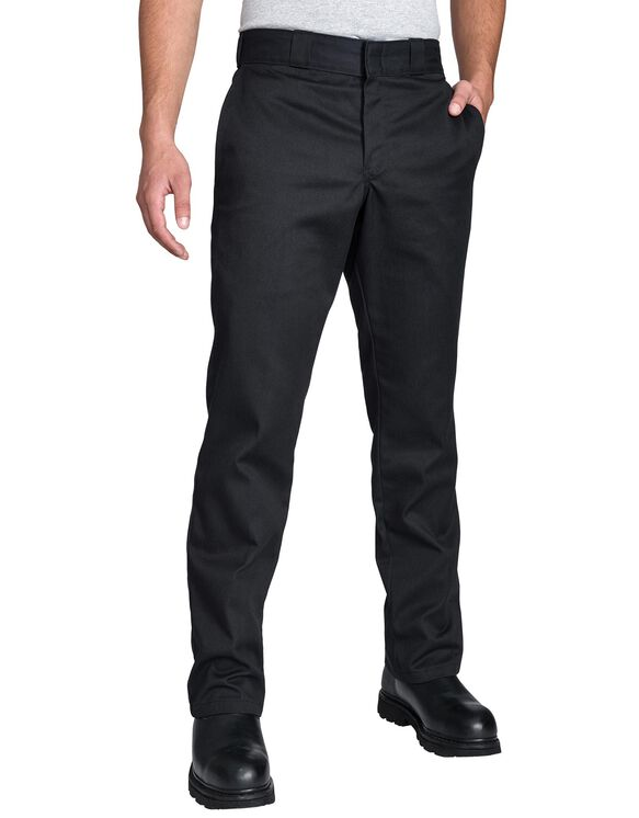 Low Rise Work Pant - Black (BK)