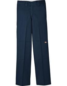 Pantalon FlexWaist® à genoux renforcés et jambe droite de coupe décontractée pour garçons, 8-20 - Dark Navy (DN)