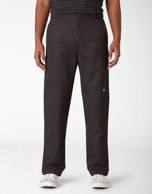 Double Knee Pants - Black (BKX)