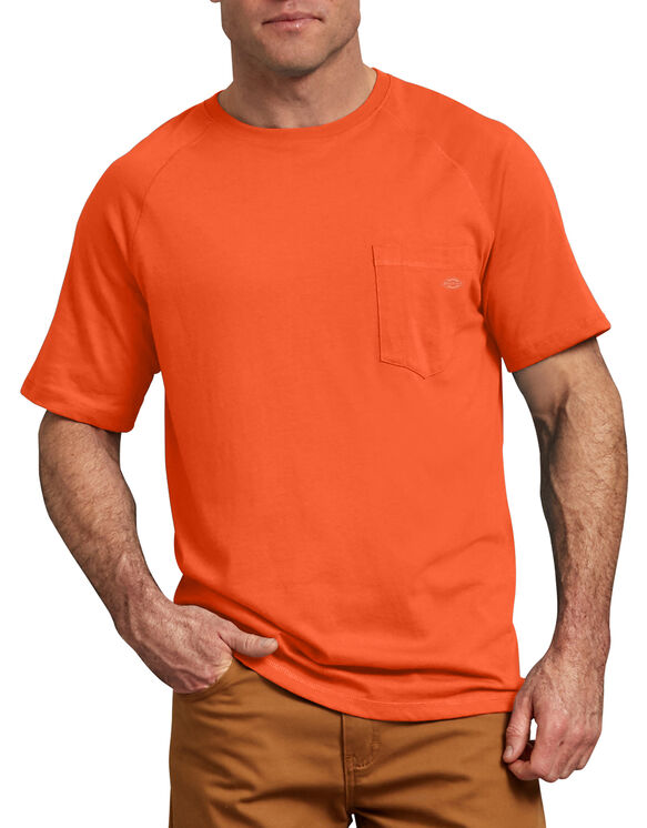 Temp-iQ™ Performance Cooling T-Shirt - Spicy Orange (SO2)