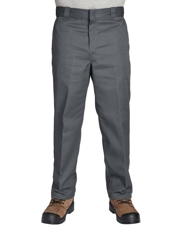 Pantalon taille basse - Charbon (CH)