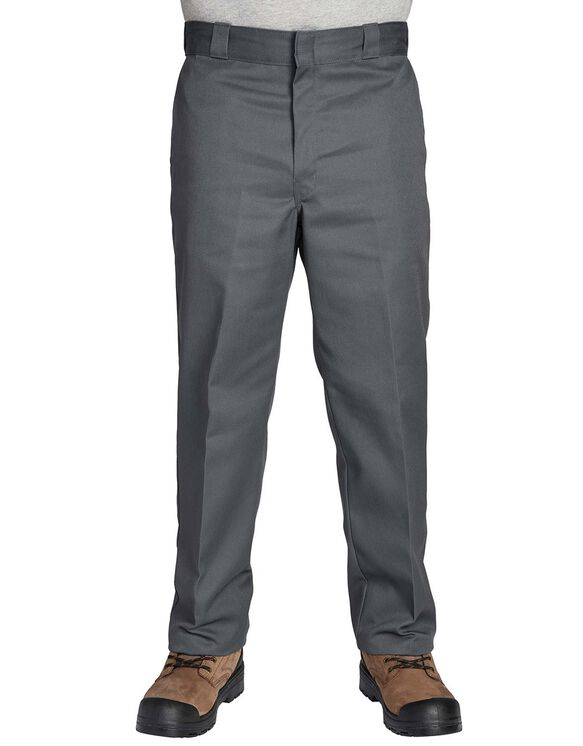Low Rise Work Pant - Charcoal Gray (CH)