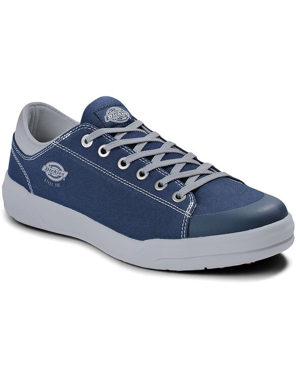 Men's Supa Dupa Steel Toe Shoes - Mood Indigo Blue (SMD)