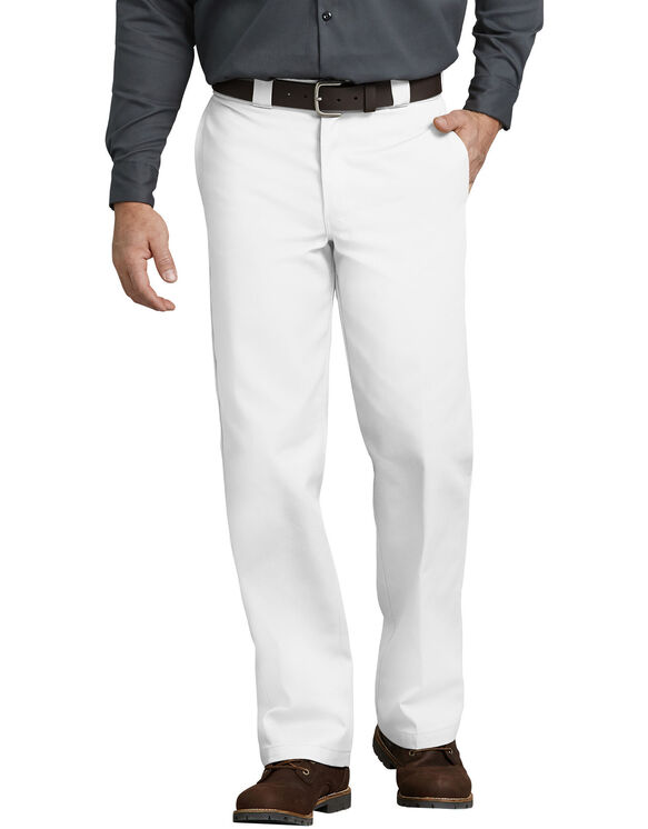 Pantalon de travail Original 874® - White (WH)