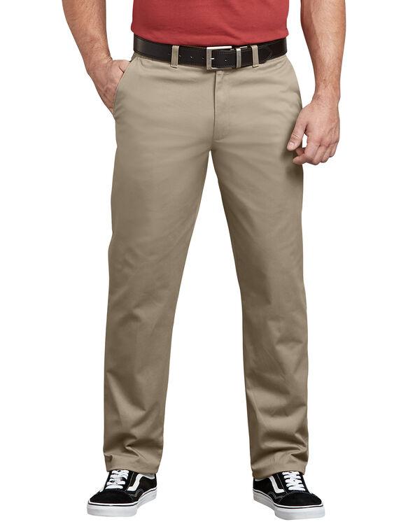 Pantalon chino X-Series adouci par traitement et à ceinture adaptable - Desert Khaki (RDS)