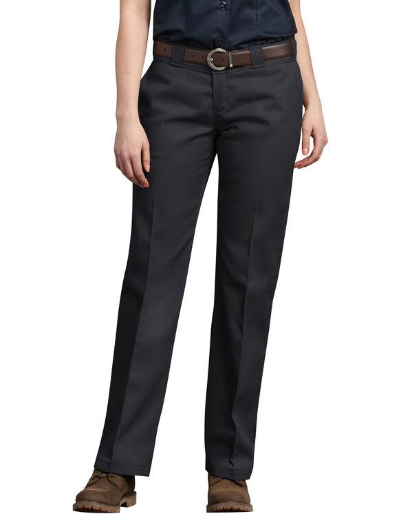 Pantalon de charpentier pour femme - Noir (BK)