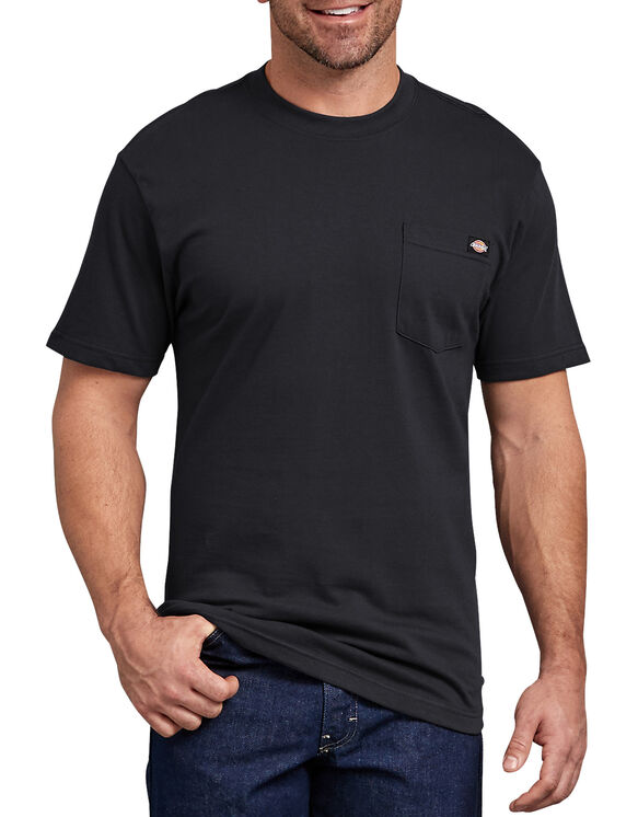 Two Pack T-Shirts - Black (BK)