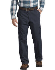 Regular Fit ToughMax Ripstop Cargo Pants - Dark Navy Blue (RDN)