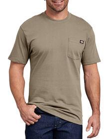 T-shirts à poche à manche courte (paquet de 2) - Sable du désert (DS)