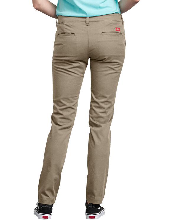 Pantalon en sergé extensible pour femmes - Desert Khaki (RDS)