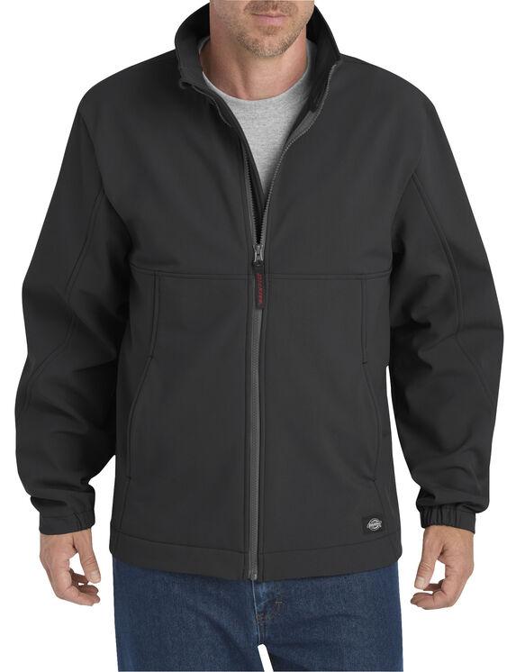 Flex Softshell Jacket - Black (BK)