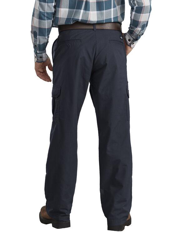 Pantalon cargo antidéchirure Tough Max de coupe standard - Dark Navy Blue (RDN)