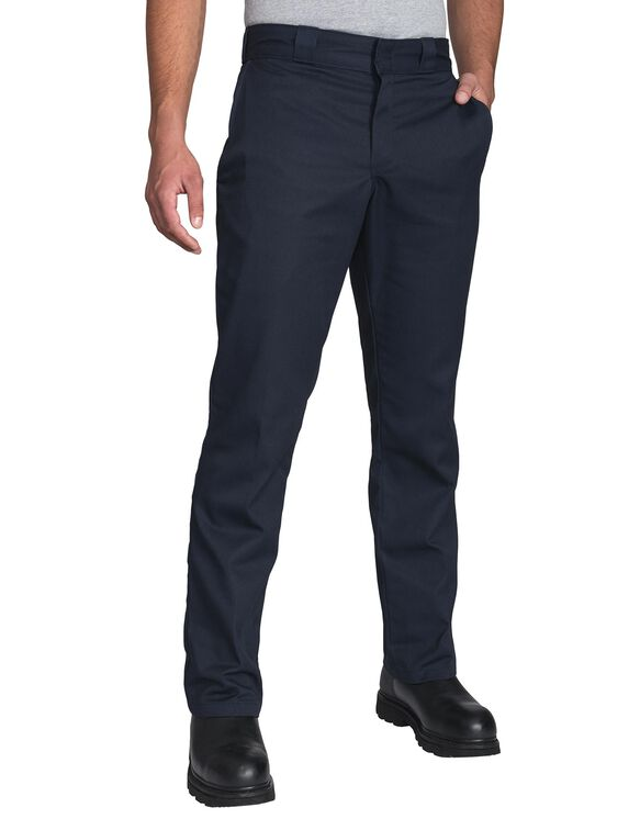 Low Rise Work Pant - Dark Navy (DN)