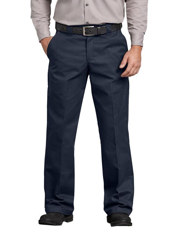 Pantalon de travail à taille élastique - Dark Navy (DN)