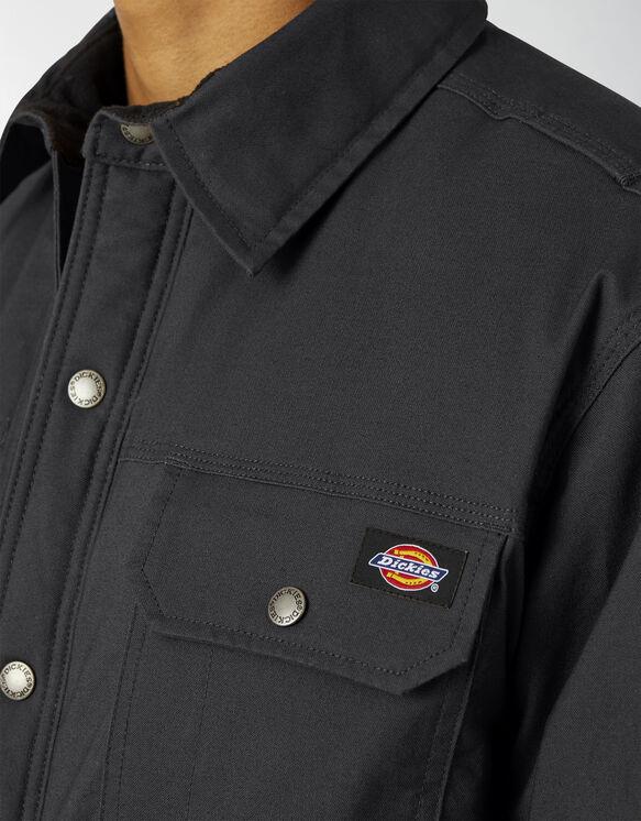 Veste-chemise en coutil souple avec traitement Hydroshield - Black (BK)
