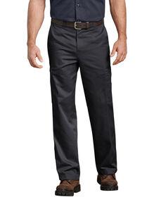 Pantalon cargo industriel en coton - Black (BK)