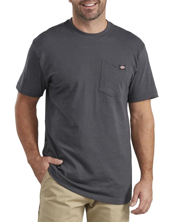 Short Sleeve Pocket T-Shirt - Charcoal Gray (CH)