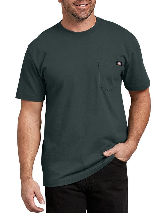 T-shirt épais - Hunter Green (GH)