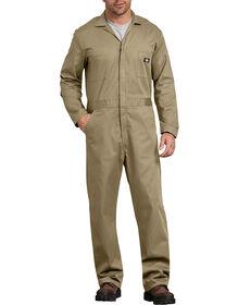 Basic Cotton Coverall - Military Khaki (KH)