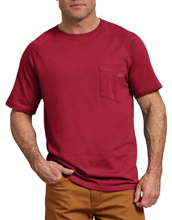 T-shirt de Performance Refroidissant Temp-iQ™ - English Red (ER)