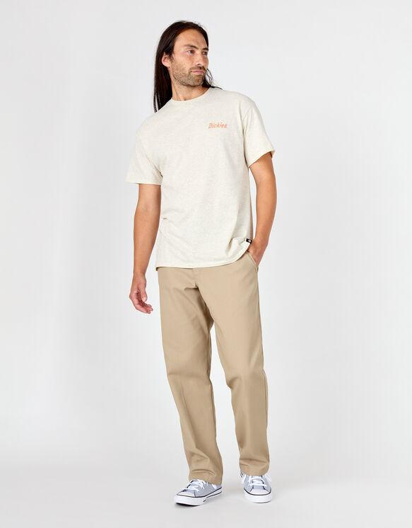 Pantalon en sergé de skateboard Dickies - Desert Khaki (DS)