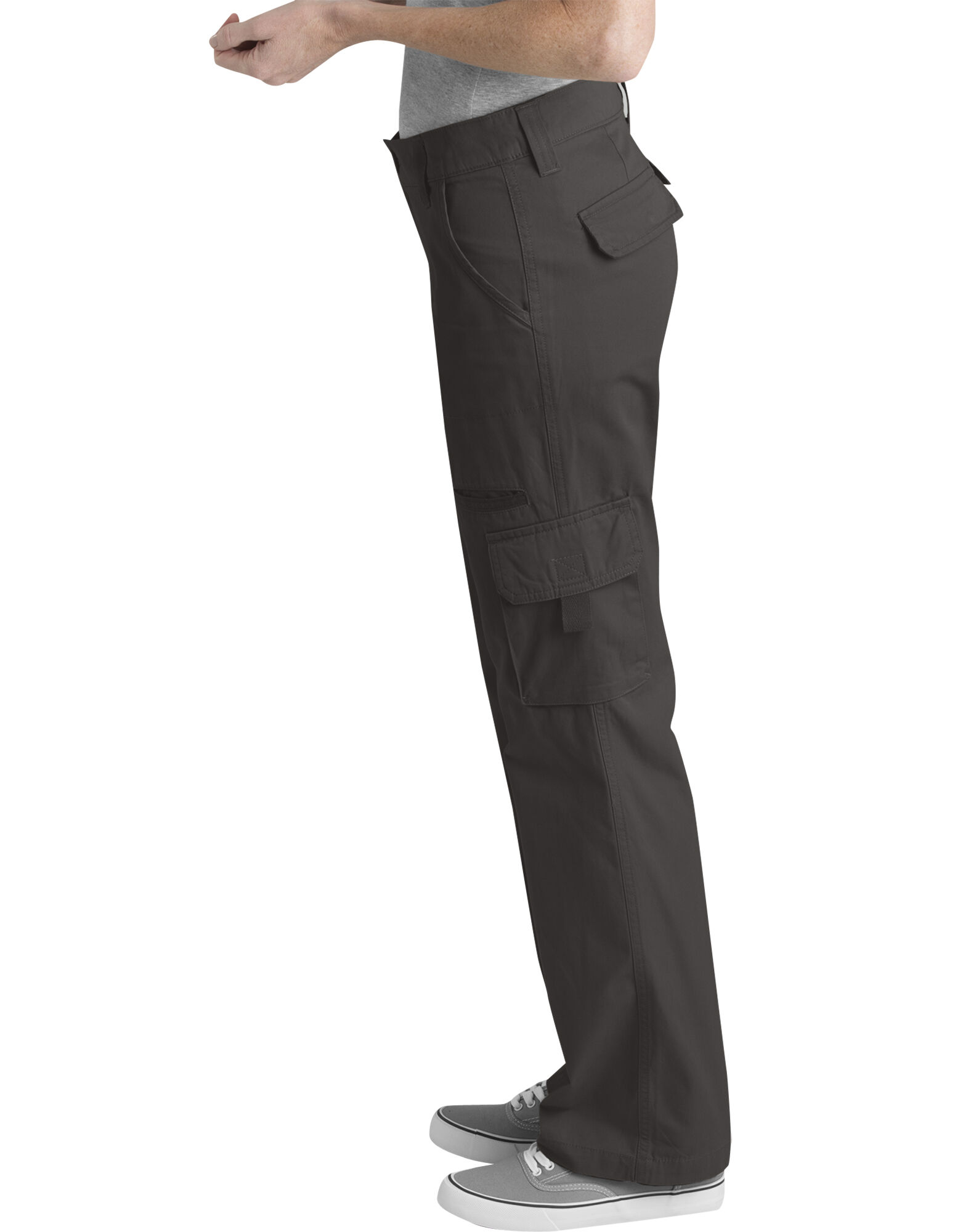 be92407a8f7 ... Women  39 s Relaxed Cargo Pant - Rinsed Black ...