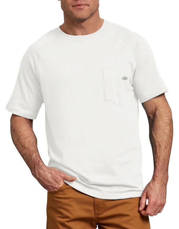 T-shirt de Performance Refroidissant Temp-iQ™ - White (WH)