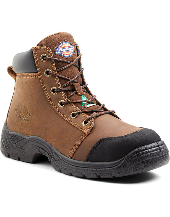 "6"" Wrecker Boot - Brown (DW)"