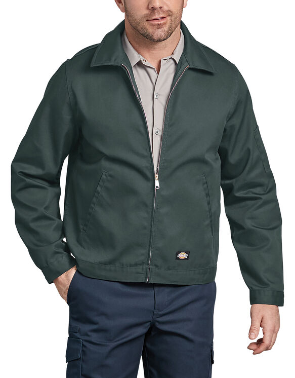 Unlined Eisenhower Jacket - Hunter Green (GH)