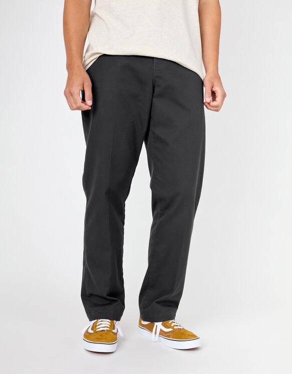 Dickies Skateboarding Slim Straight Pants - Black (BK)