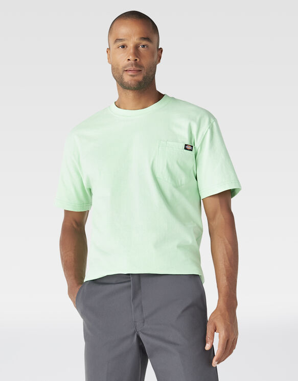 T-shirt épais - Neo Mint Green (OM)