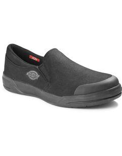 Men's Supa Dupa Soft Toe Slip Resistant Work Shoes - Blackout (SLD)