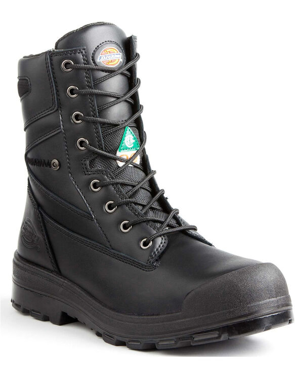 "8"" Blaster Work Boot - Black (BK)"
