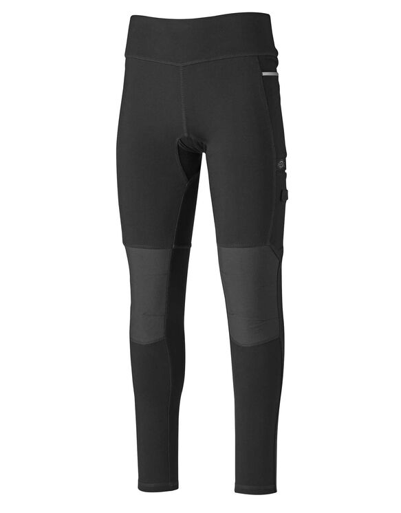 Women's Performance Workwear Leggings - Black (KBK)