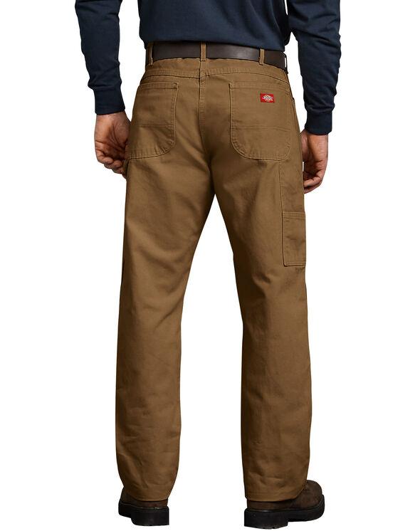 Pantalon de menuisier en coutil - Brown Duck (RBD)